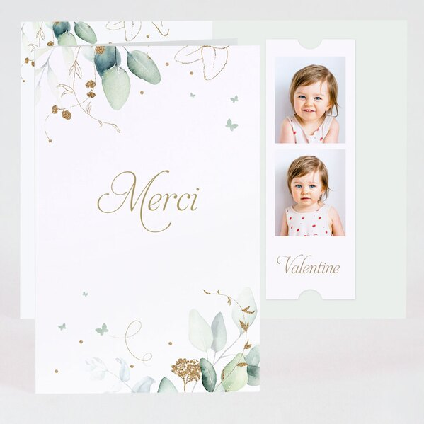 carte-de-remerciements-de-bapteme-eucalyptus-et-fleurs-dorees-TA0517-2000011-09-1