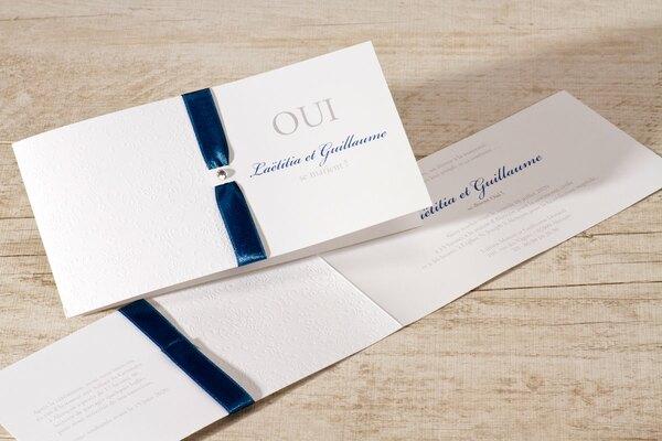 faire-part-mariage-ruban-bleu-royal-buromac-106012-TA106-012-09-1