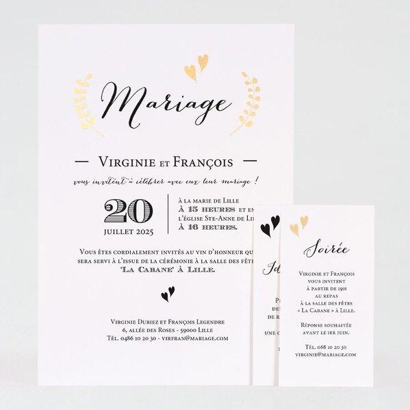 faire-part-mariage-carte-simple-blanche-et-motifs-dores-buromac-108021-TA108-021-09-1