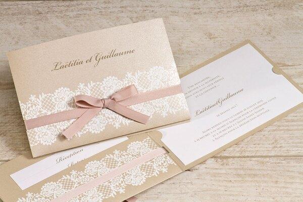 faire-part-mariage-beige-et-dentelle-avec-ruban-buromac-108061-TA108-061-09-1