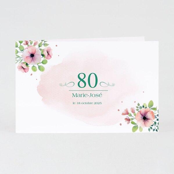 carte-d-invitation-anniversaire-80-ans-aquarelle-rose-et-fleurs-TA1327-1800004-09-1